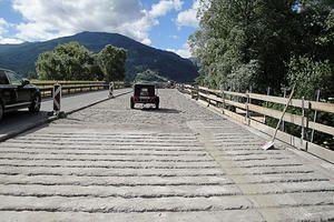 Brückensanierung Objekt T16 über die A9