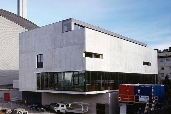 HKW Mitte, Betriebsgebäude H