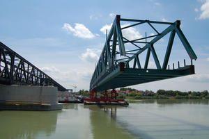 Donaubrücke Tulln