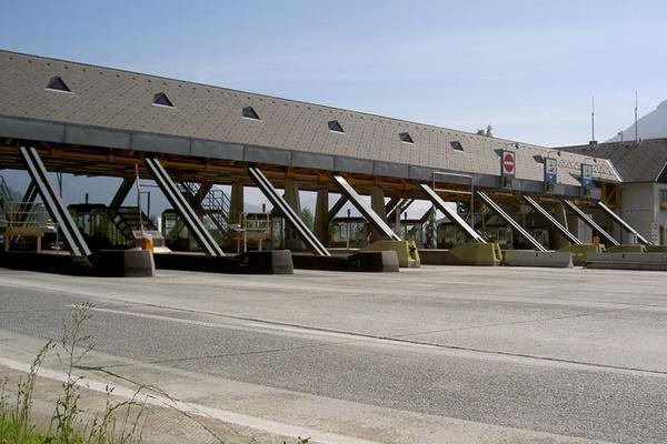 Sanierung Anschlussstelle Gesäuse