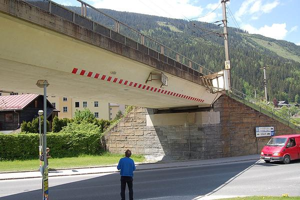 ÖBB-Brücke Gastein