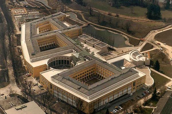 Naturwissenschaftliche Fakultät der Universität Salzburg, Freisaal