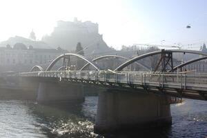 Karolinenbrücke Salzburg
