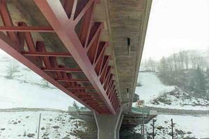 Salzachbrücke Dienten
